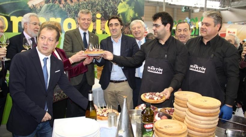 Inauguración de Xantar