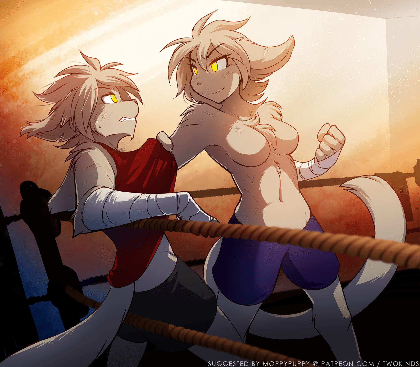 Twokinds Extras Archive