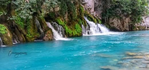 Karasu Kanyonu ve Şelalesi