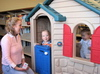 Playhouse at the library