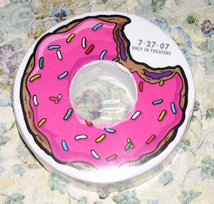 Simpson Donut Shirt Pack