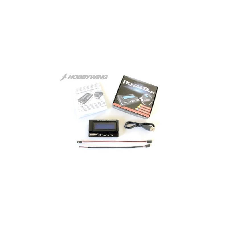 Hobbywing Multifunction LCD Program Box for Platinum