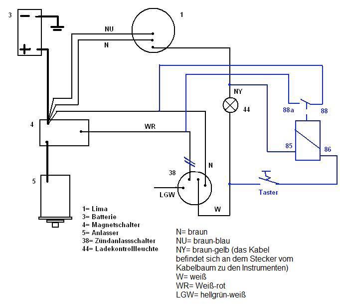 Deutz Wiring Diagram Cat Wiring Diagrams Wiring Diagram