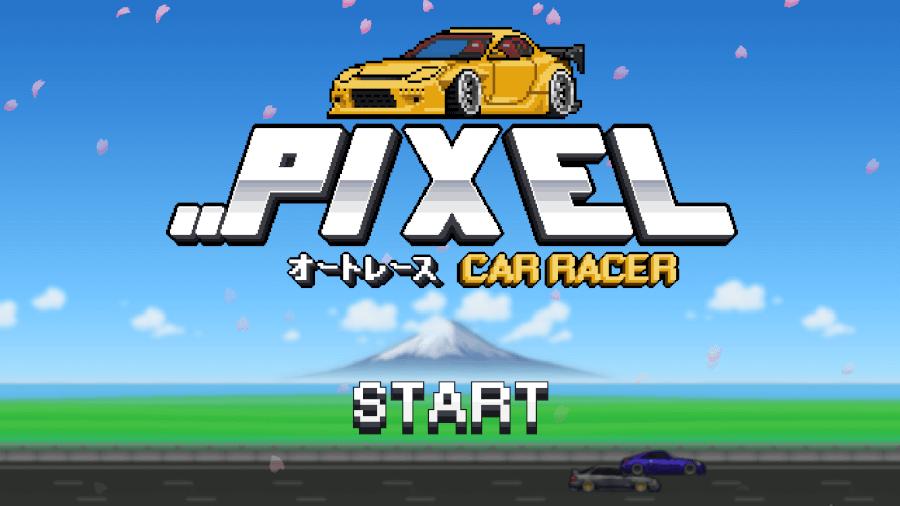 game review pixel car