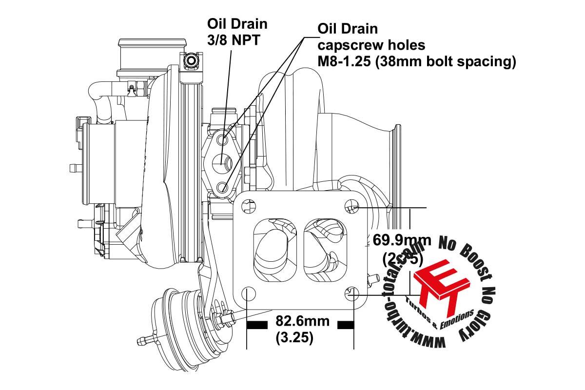 Efr G Turbolader B1 Frame