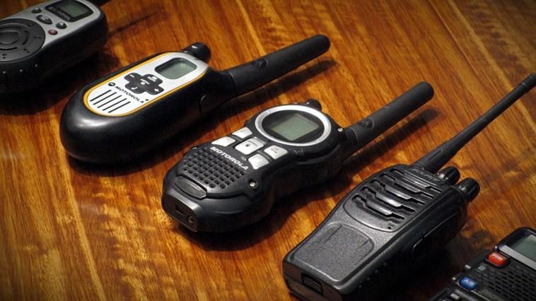 Talkies walkies sur Aliexpress.