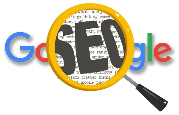 référencement google seo
