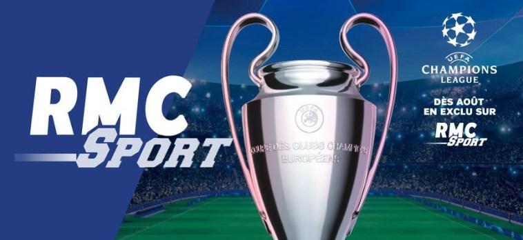 regarder rmc sport sfr ligued es champions