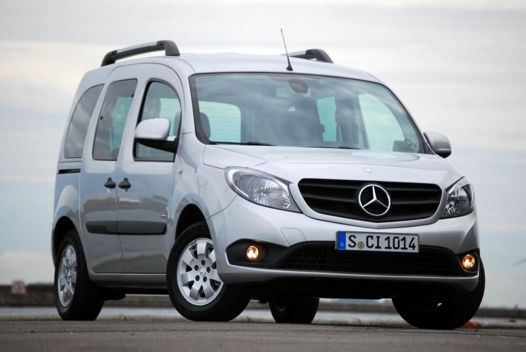 Mercedes Citan  Tous les modles essais et actualits Citan avec Turbofr