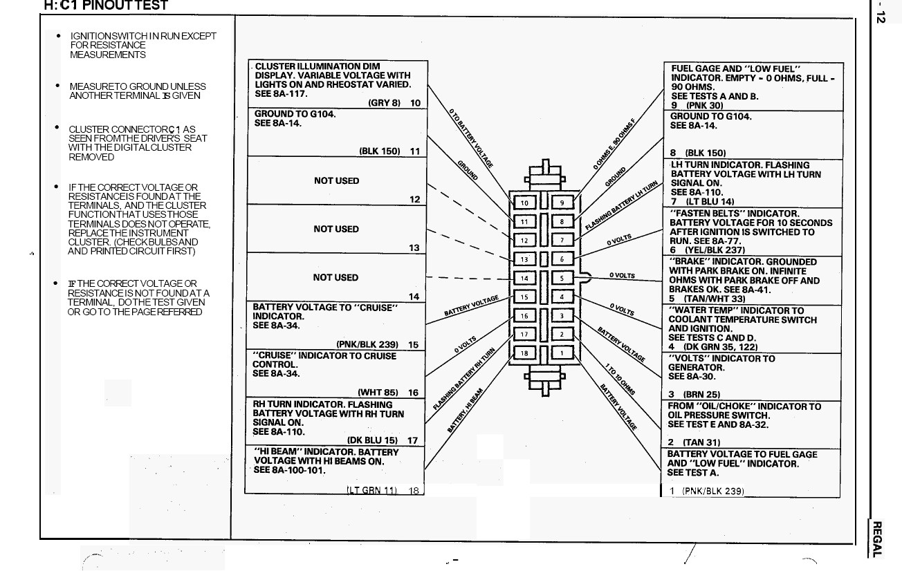 [DIAGRAM] 1999 S10 Wiring Diagram For Gauges FULL Version