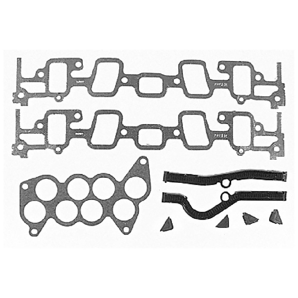 1992 Cadillac Commercial Chassis Intake Manifold Gasket