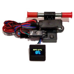 Bluetooth Ethanol Content Analyzer + Fuel Temp Gauge Kit
