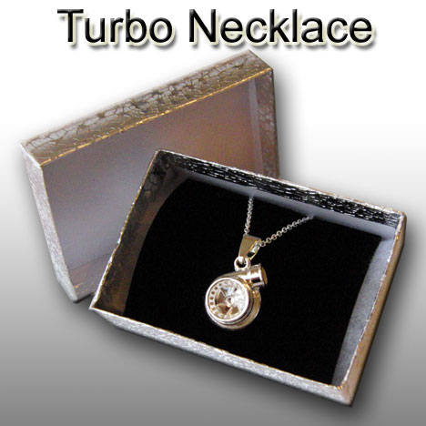 Turbo Necklace