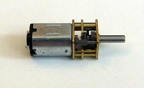 N20 DC Motor