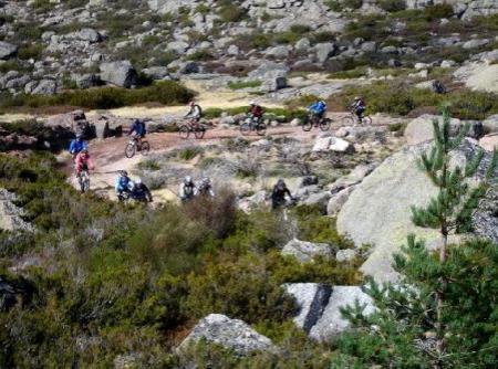 portugal mountain bike holiday