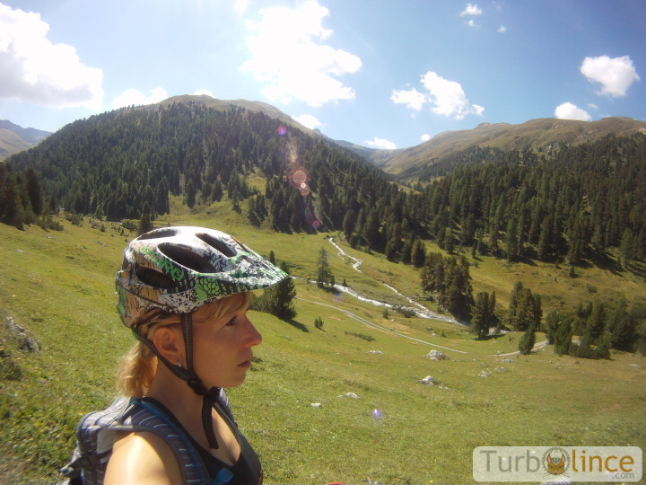 self guided tour mtb