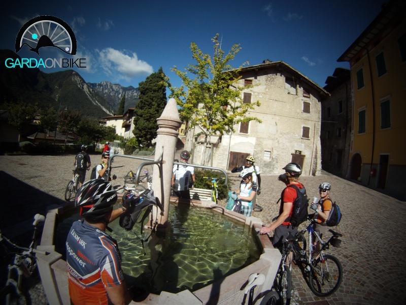 escursioni guidate garda mountain bike