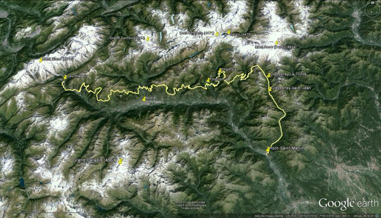 TVDA map