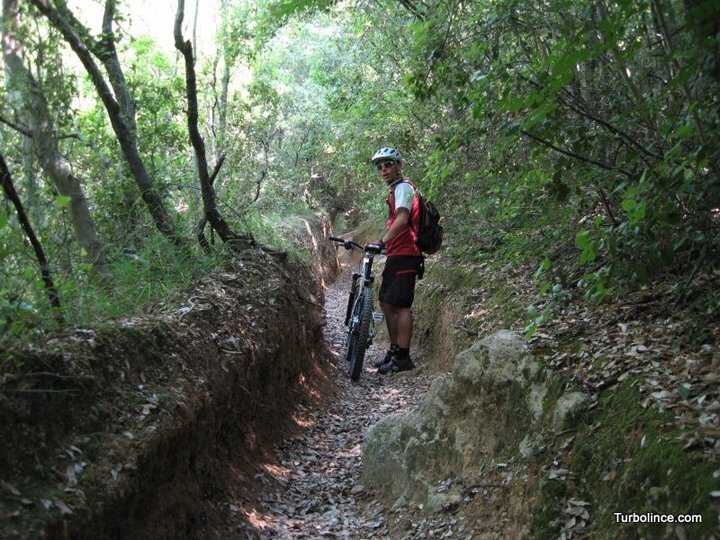 gps trail finale ligure