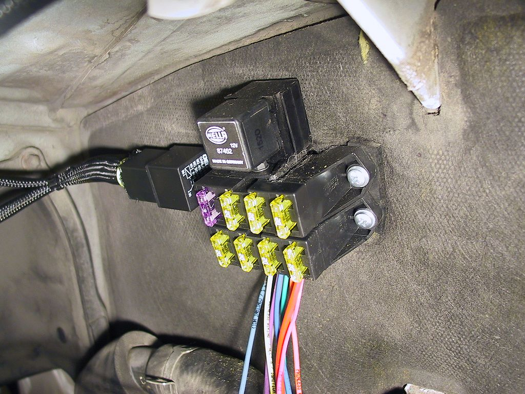 Weatherproof Automotive Fuse Box Edison