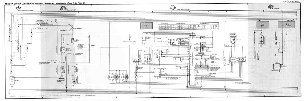 medium resolution of 1987 toyota supra wiring diagram wiring diagram sample 87 toyota supra wiring harness diagram