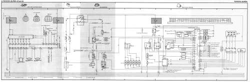 small resolution of 1987 toyota supra wiring diagram wiring diagram for you 1987 toyota supra wiring diagram