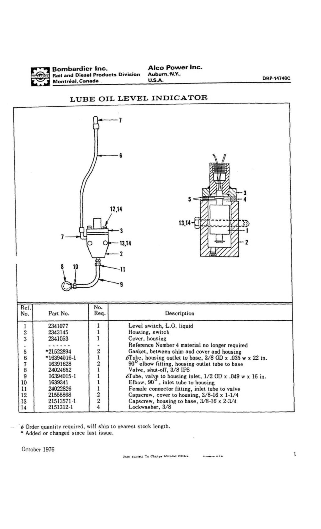 Alco 251 Engine