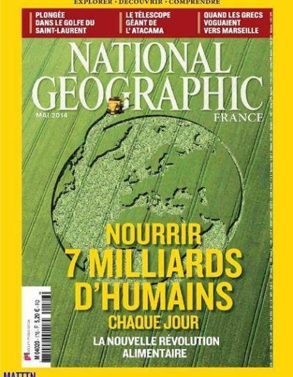 National Geographic No.176