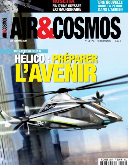 Air & Cosmos N°2517 - 07 Octobre 2016