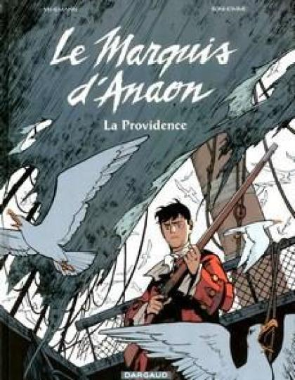 Le marquis d'Anaon - Tome 3