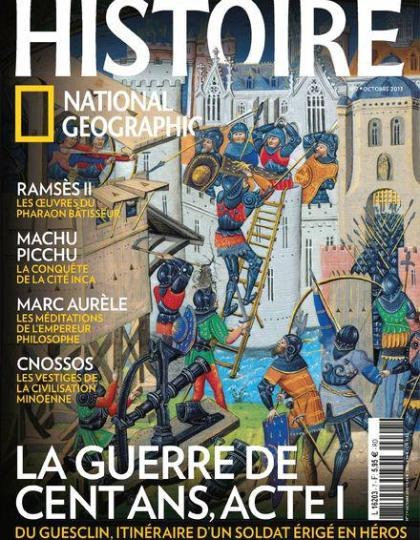 National Geographic Histoire France No.07