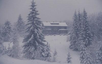 Zimná túra na Chatu pod Kľačianskou Magurou