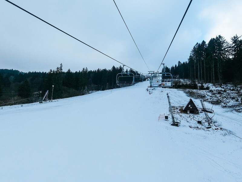 Lyžiarske stredisko Jasenská dolina