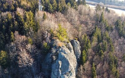 Bralova skala – miesto, kde som prišiel o drona