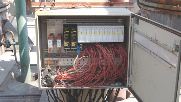 Wiring A Temperature Controller Intrinsically Safe Field Communication Turck Usa