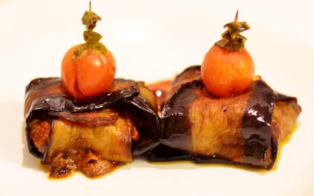 İSLİM KEBABI, czyli bakłażanowy kebab