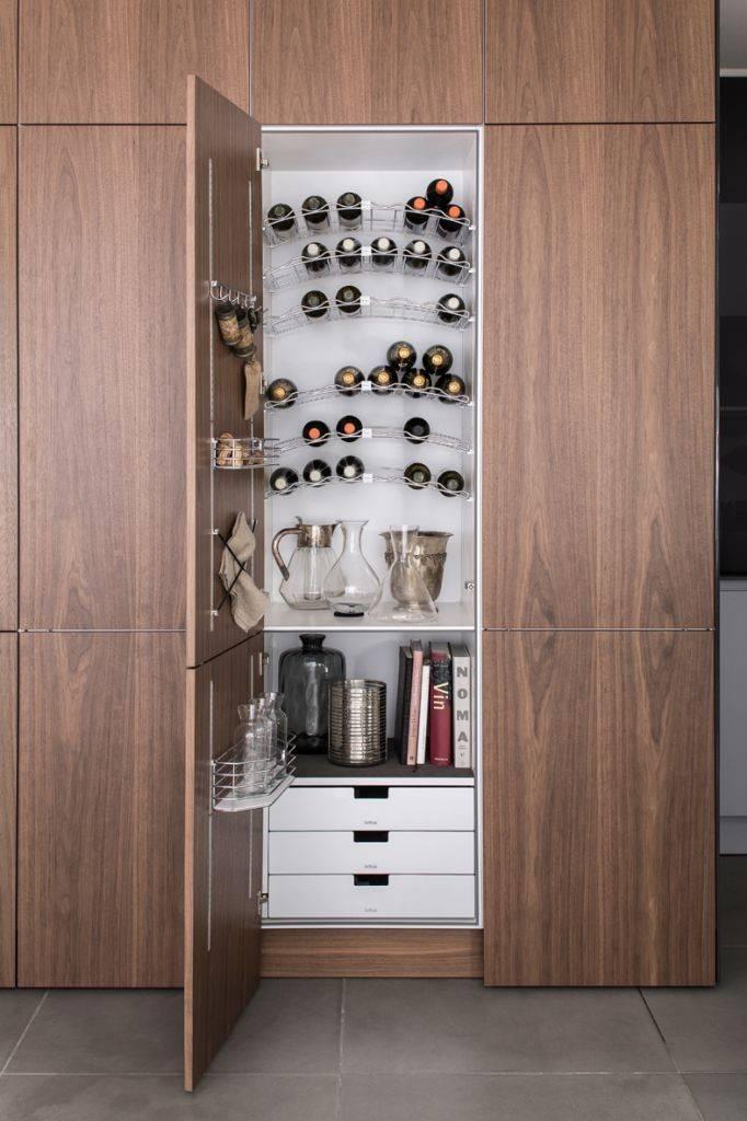 MultiMatic sistema de equipamiento interior para armarios de cocina  Tureforma