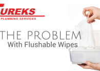Why Flushable Wipes Are Causing Plumbing Problems