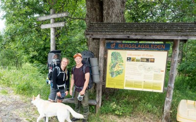 Bergslagsleden Etapp 1 – Kloten till Gillersklack