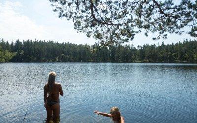 Trollkarlsklint – vårt eget paradis på jord!