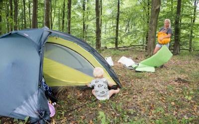 På telttur i Danmark – helt gratis!