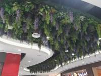 สวนเพดานต้นไม้เทียม
