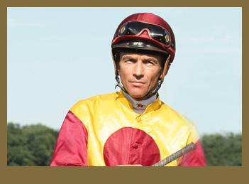 Jockey Adrie de Vries