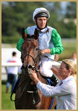 Derby Sieger Lucky Speed