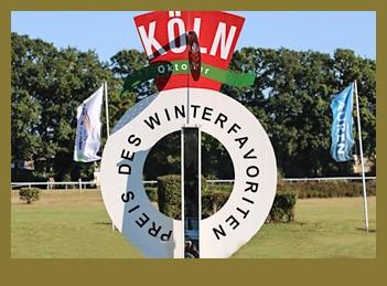 Wer wird Winterfavorit in Köln?