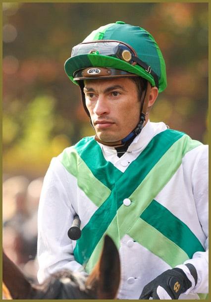 Champion Jockey Silvestre de Sousa