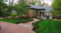 Story of a Landscape: A Front Yard Patio Worthy of ...