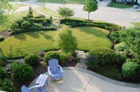 Landscape Designer Earns Awards for His Own Front Yard - Turf