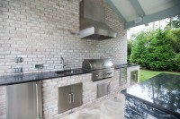 Story Of A Landscape: Pool, Outdoor Kitchen Replace Muddy