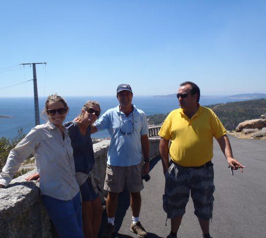 Visita privada a Finisterre